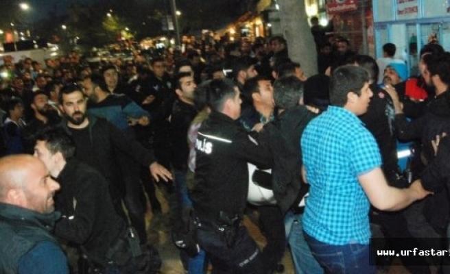 Urfa'da Suriyelilere linç girişimi!