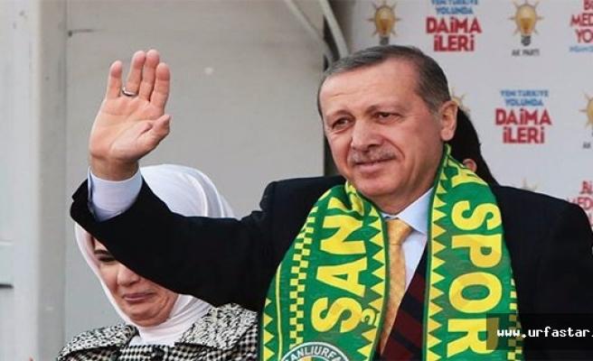 Cumhurbaşkanı Erdoğan'ın geliş saati belli oldu