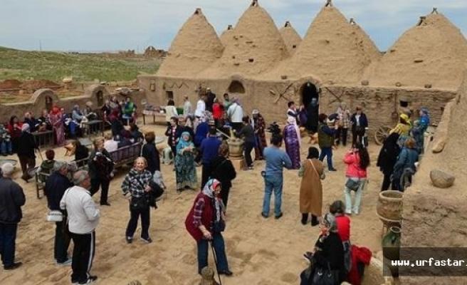 Harran turizm sezonuna umutlu başladı