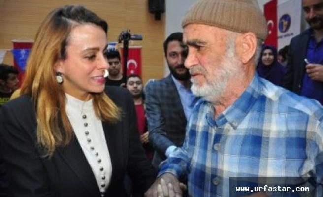 Karahan Uslu Ceylanpınar'a çıkarma yaptı