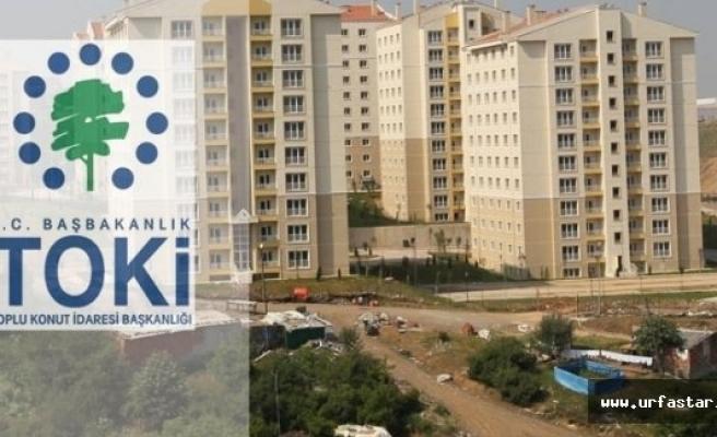 TOKİ, Urfa'da 33 adet iş yeri satışa çıkardı