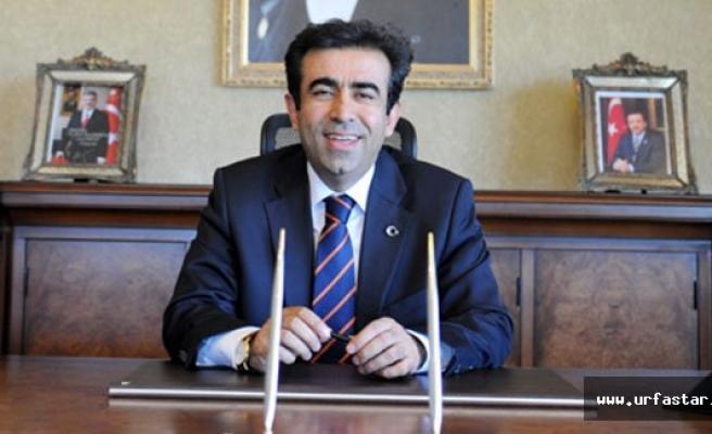 Urfalı Vali, 'Yılın Valisi' seçildi