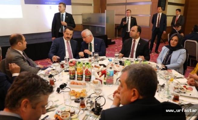 Ankara'da o konular ele alındı