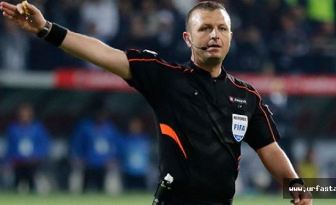 Boluspor-Urfaspor maçına tecrübeli hakem