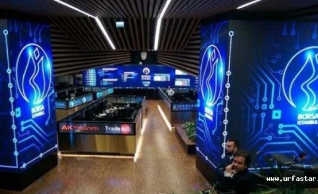 Borsa Istanbul'da tarihi değişim