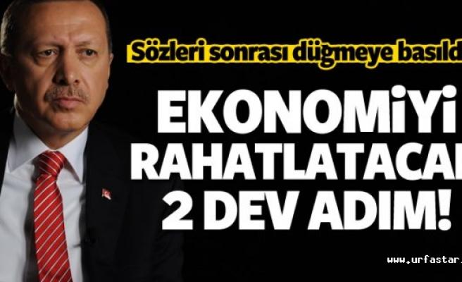 Erdoğan talimatı verdi