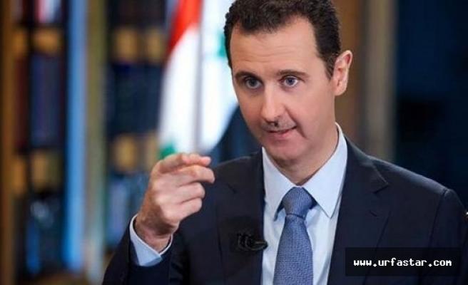Esad'ın sinsi planı!