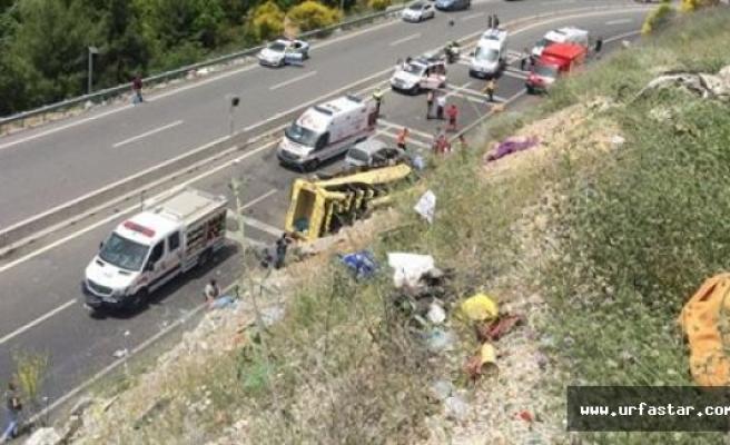 Katliam gibi kaza: 23 ölü