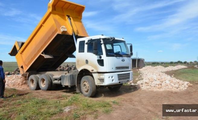 Siverek Belediyesi 5 mahallede çalışma başlattı