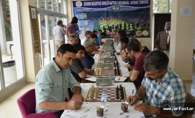 Siverek'te o turnuva tamamlandı
