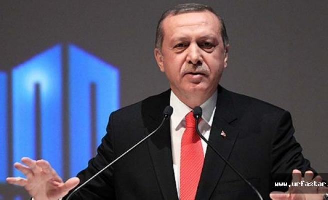 Erdoğan'dan sert gönderme!
