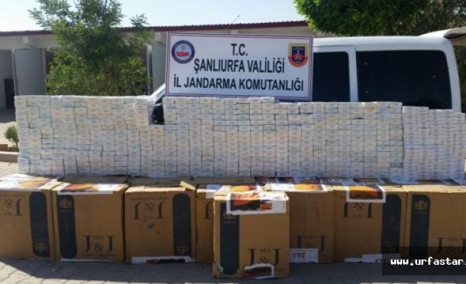 Jandarmadan kaçakçılara ağır darbe…