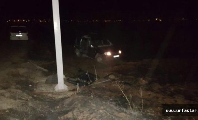 Suruç'ta kaza can aldı