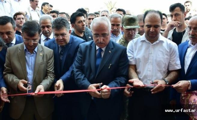 Rızvaniye Küllliyesi EL Sanatları Merkezi açıldı