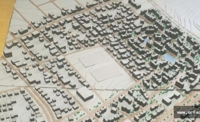 Eyyübiye'de kentsel dönüşüm başlıyor