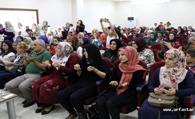 Siverek'te Kur'an kursu düzenlendi
