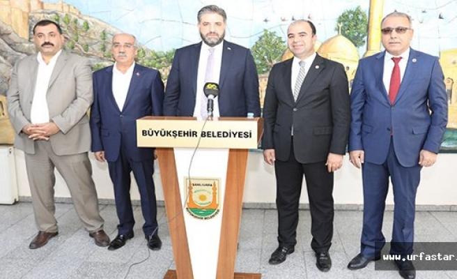 Çin Büyükelçisi Önen'den Büyükşehire ziyaret