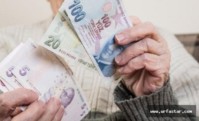 Emekliye çifte zamla 221 lira