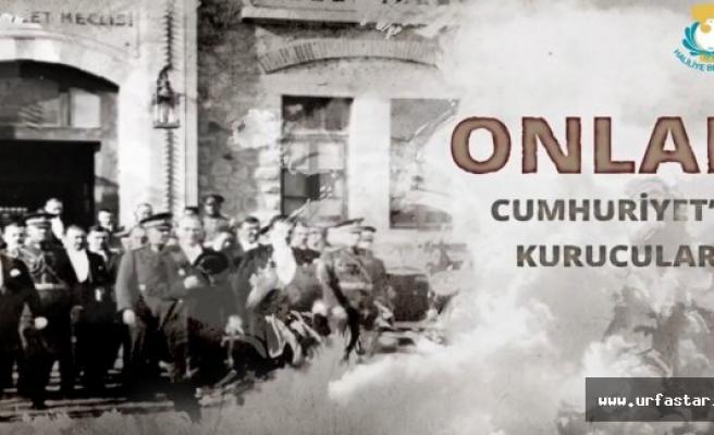 Haliliye Belediyesinden 29 Ekime Özel Klip