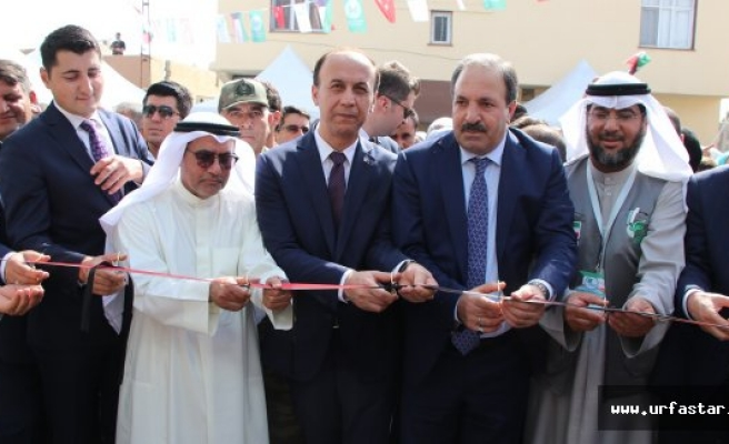Kuveyt destekli açılış