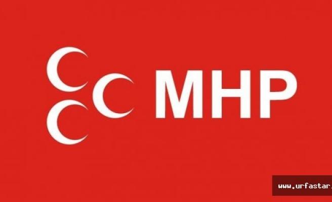 MHP'den Urfa Milletvekili çok sert cevap...