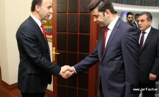 Şanlıurfa'da Cumhuriyet heyecanı