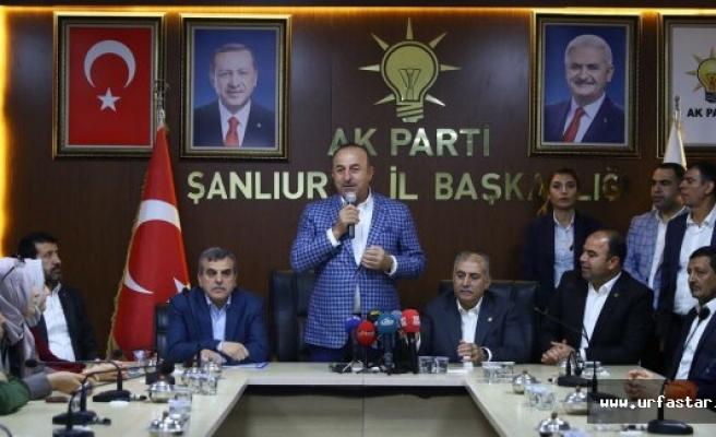"""""""Suriye'nin Şanlıurfa'sı var Türkiye'si var, ama bizim kimimiz var?"""""""