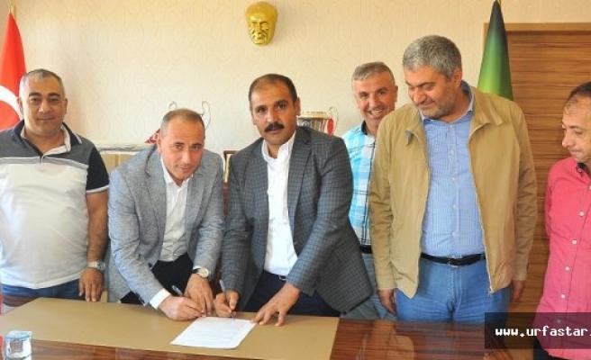Urfaspor'a büyük destek