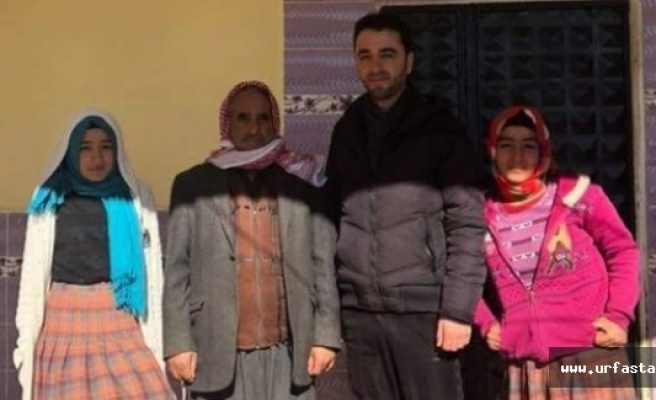 4 Kız öğrenciyi eğitime kazandırdı
