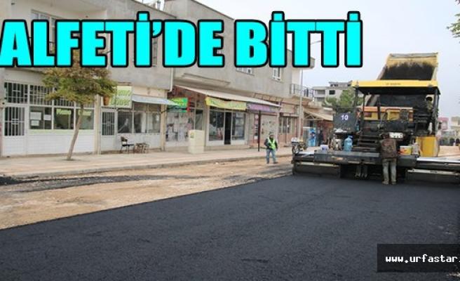 Bir prestij cadde daha tamamlandı