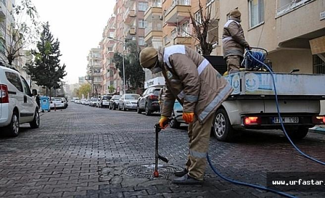 Urfa'da çalışmalar başladı