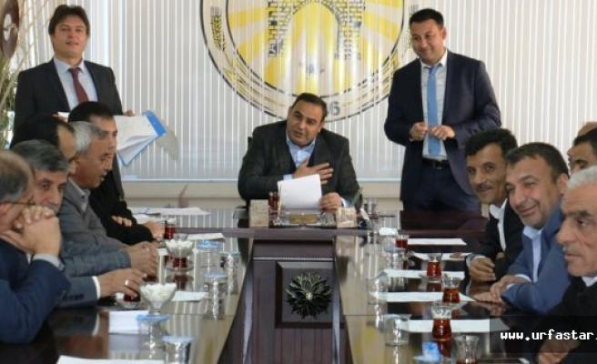 Akçakale Belediye Meclisi 2018'in İlk Toplantısını Yaptı