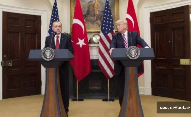 Erdoğan Trump'ın telefonunu cevapladı