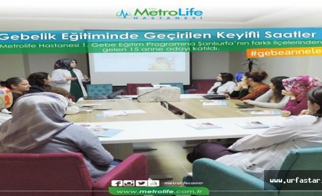 Metrolife'de gebelere özel seminer