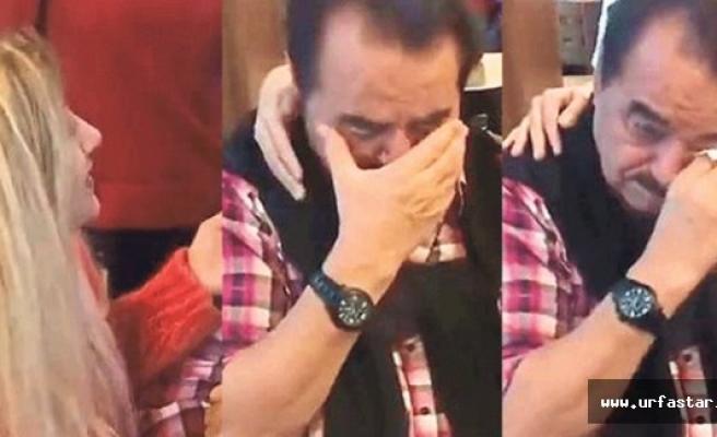 Tatlıses neden ağladı?
