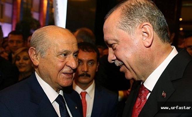 Bugün seçim olsa AK Parti-MHP ne kadar oy alır?