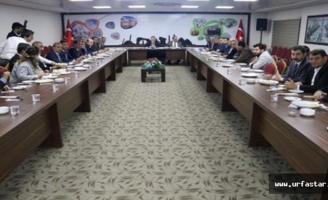 Erdoğan öncesi kritik toplantı