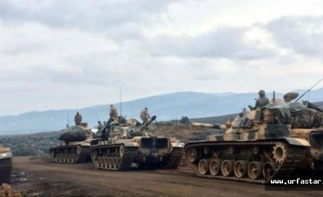 Flaş! Onlar Afrin'e doğru hareket etti