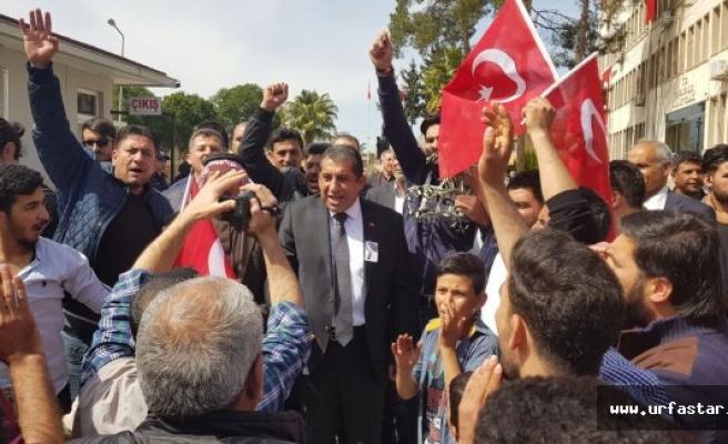Afrin zaferini kutladılar