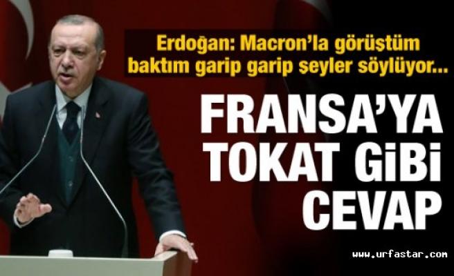 Erdoğan'ın sert sözleri sonrası dengeler değişti