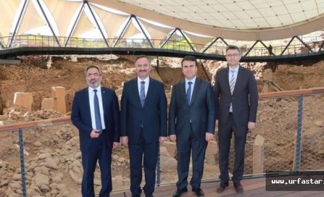HSYK Üyeleri Göbeklitepe'ye çıkarma yaptılar
