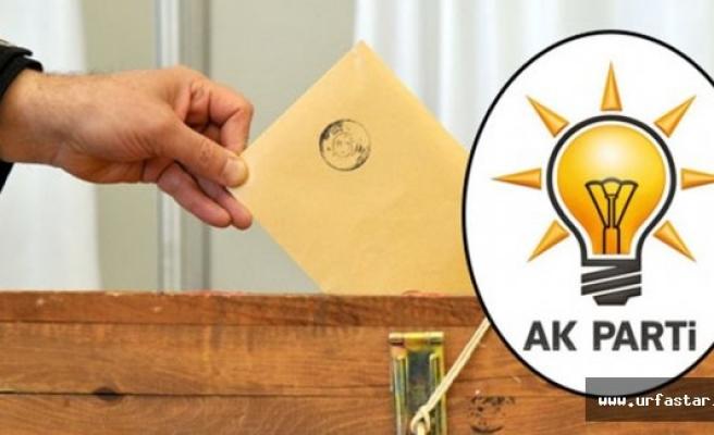 AK Parti'de temayül belli oldu