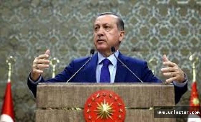 Erdoğan'dan Uyarı
