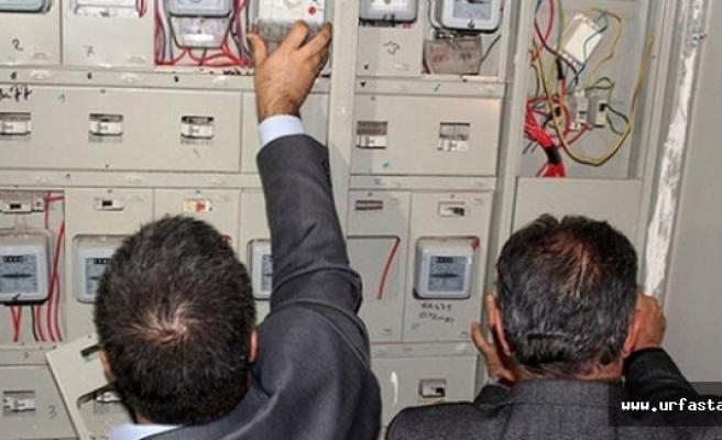 Kaçak Elektrik Kullananlar dikkat