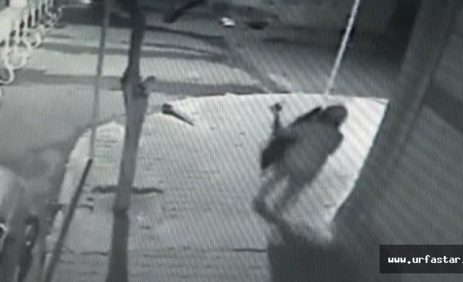 Siverek'te Hırsızlar Güvenlik Kamerasına Yakalandı