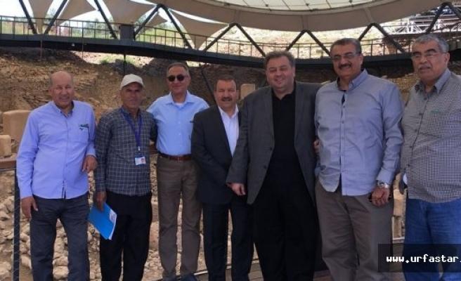Suudi iş adamı Urfa'ya yatırım yapıyor