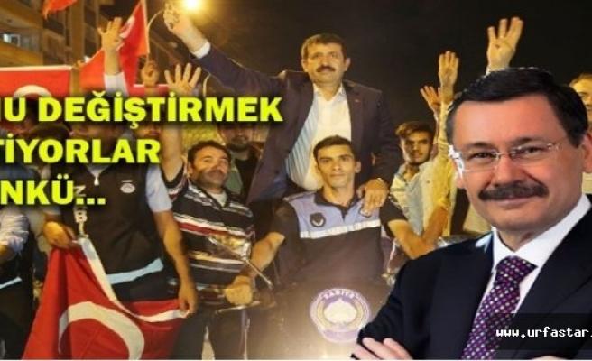 Ankara Kuşu Mehmet Ekinci'ye sardı!