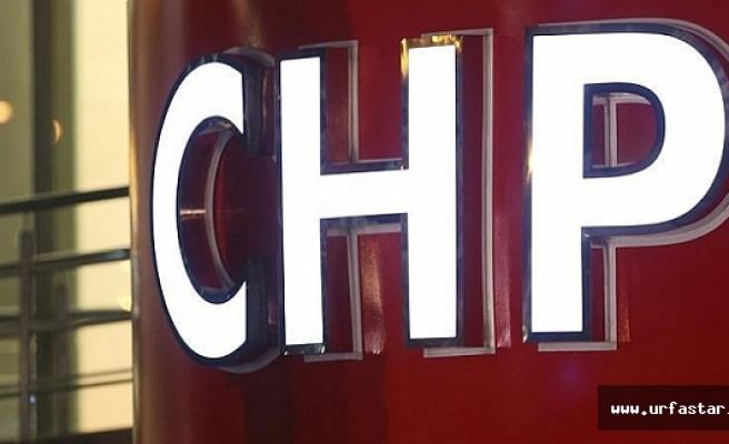 CHP Urfa listesini YSK teslim etti