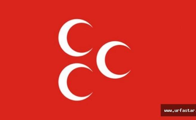 İşte MHP'nin Urfa milletvekili aday adayları...