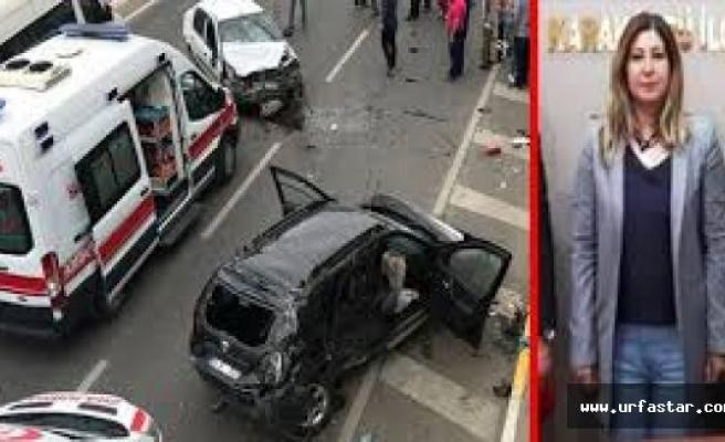 Şanlıurfa AK Parti Milletvekili A. Adayı Hayatını Kaybetti